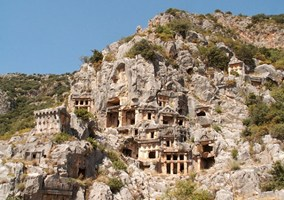 Turkey Treasures with Turkish Riviera (Istanbul, Ephesus, Pergamon, Cappadocia and Antalya)